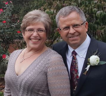 Pam and Ryan, Owners of Corporate Recognition